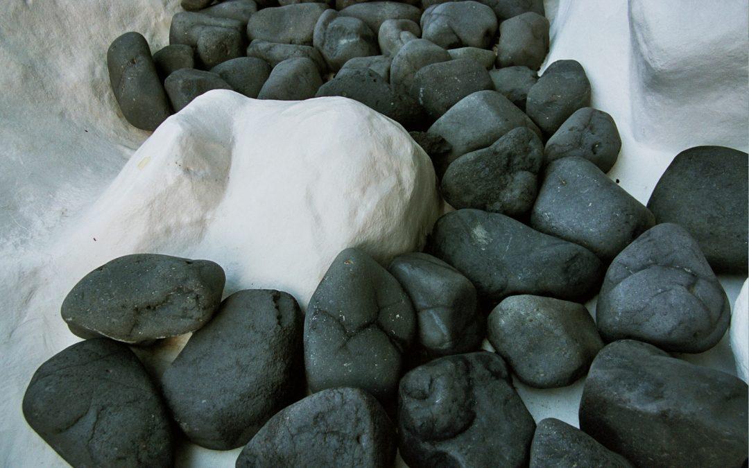 Las piedras como símbolo
